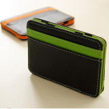 方法PU Leather Magic Wallet