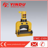 25t v 모양 유압 공통로 절단기 (CWC-150V)