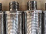 Schermo di collegare del cuneo dell'acciaio inossidabile di alta precisione per la strumentazione di preparazione della birra