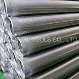 Pantallas de filtro Drilling del agua del alambre de la cuña del diámetro 219m m de Henan de la fábrica