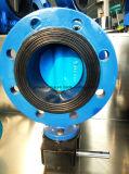 Doppeltes flanschte Getriebe-Drosselventil (D341X-10/16)