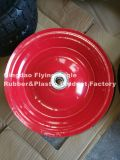 3.25-8 Оправа металла для резиновый колеса вагонетки