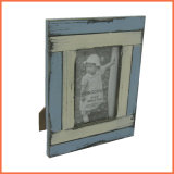 2014 Sale caldo Distressed Wooden Photo Frame per Gift