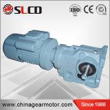 Kシリーズコンバーターのミキサーのためのインライン螺旋形ギヤ減力剤の変速機