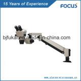 Microscópio otorrinolaringológico do funcionamento da neurocirurgia