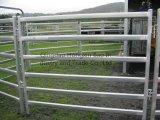 Легк собранные гальванизированные лошадь трубы/загородка фермы скотин/овец/коровы