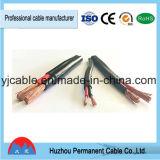 cable estándar de la circular de Australia Red&Black de la estación de la energía eléctrica 0.6/1kv