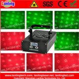 Luz Twinkling del disco del laser de la decoración de la fiesta de Navidad