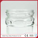 Fabrik-Großhandelsglasflaschenglas-Essiggurke-Glas für Nahrung mit Zinnblech-Überwurfmutter