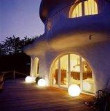 防水LEDの球ライト