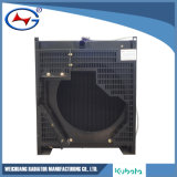 V3300: Radiador de aluminio del agua para el conjunto de generador diesel de Kubota