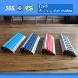 arrotondare la punta di alluminio della scala del metallo di protezione di sicurezza di larghezza di 65mm