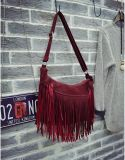Hot Sale Fashion Colleage Girls Sacs à main avec Tassel pour Lady