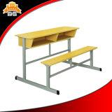 금속 학교 가구 학생 의자와 책상