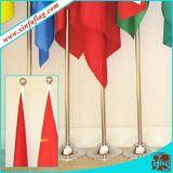 주문을 받아서 만들어진 디자인 국기 또는 국기