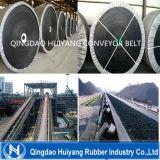 Bandes de conveyeur en caoutchouc industrielles de PE Nn cc de carcasse à plusieurs fils de tissu