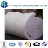 1260 cobertores de alumínio padrão da fibra cerâmica de lãs do silicato para a fornalha do calor
