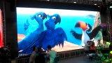 Pantalla de visualización al aire libre de LED de China P8 SMD3535 para el vídeo de la publicidad al aire libre