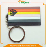 PVC Eco-Friendly personalizado Keychain