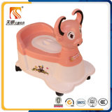 販売の取り外し可能な洗面所が付いている方法赤ん坊のおまる