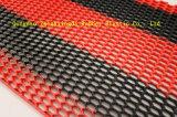 циновка катушки выскальзования двойного цвета PVC 3G анти- для шестиугольника