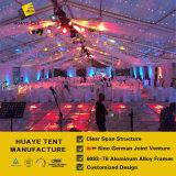 tenda di cerimonia nuziale della radura di 20X30m con la bella decorazione (hy009)