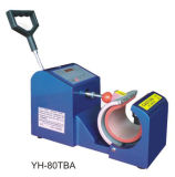 De hand Digitale Machine van de Overdracht van de Pers van de Mok yh-80tba (Horizontaal) (verticaal) /Yh-80tb