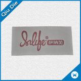 Logotipo personalizado Etiquetas de tecido para acessórios de vestuário