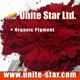 Colore rosso organico 122 del pigmento per inchiostro UV