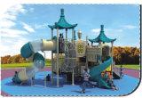 O jogo pequeno ao ar livre dos campo de jogos do projeto das crianças ajusta HD-046A