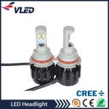 9004 / H7 / H4 / 9005/9006 PKW / LKW installierte LED-Scheinwerfer