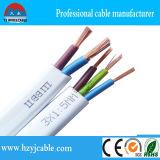Shanghai 2mm, fio liso de cobre elétrico do fio flexível de 4mm