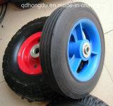Una rotella di gomma solida da 7.5 pollici