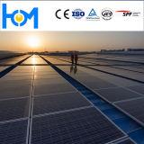 Glace claire en verre photovoltaïque solaire durcie Tempered