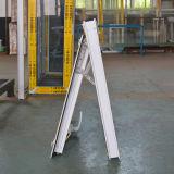 Finestra di alluminio Kz191 della tenda di profilo di Andoized di alta qualità