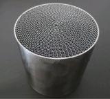 Motorrad-Katalysator-Katalysator-Metallbienenwabe-Substratfläche