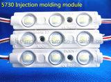 세륨 RoHS 증명서를 가진 일정한 전압 주입 LED 모듈