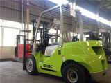 Carrello elevatore del diesel di Elevateur 3tons del vagone per il trasporto dei lingotti della Bangladesh