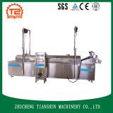 Máquina eléctrica automática del alimento de la calefacción/máquina de proceso/máquina de los vehículos/máquina frita Tszd-60