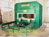 Máquina automática del caucho del vulcanizador de la placa de prensa hidráulica