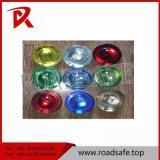 goujon en verre durable de route de plot réflectorisé 360degree