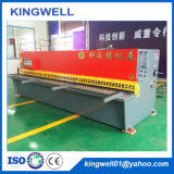 Cnc-hydraulische scherende Maschine für Stahl- und rostfreie Platte