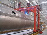 Tipo soldadora del pórtico de China para el tanque irregular del cilindro