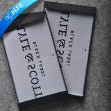Mit hoher SchreibdichteCustom Damask Woven Label für Garment