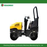 2 Tonnen-Fahrt auf hydraulische Vibrationsrolle, hydraulische Straßen-Rolle