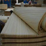 Ausgeführtes Pappel-Furnier-Blatt (keruing Farbe)