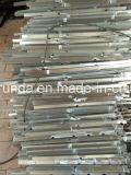 Galvanisierter Metallstützgebrauch als Maschinen-Teile