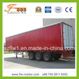 13m 3axle Curtain Side Semitrailer