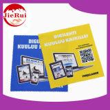Förderung-Preis Customed Microfiber wegwerfbares Putztuch