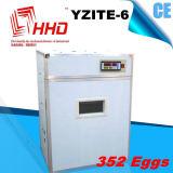 Incubatrice Yzite-6 dell'uovo del pollo delle uova di Hhd 300 piccola